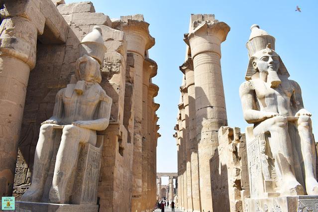 Templos imprescindibles de Egipto