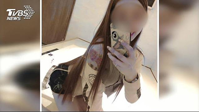 모텔에서 나체로 사망한 채 발견된 17세 소녀[인터넷 캡처]