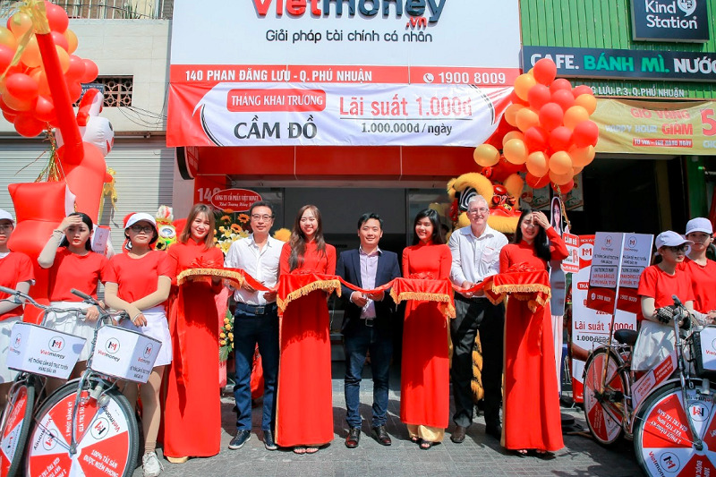 Cầm đồ Vietmoney – Vay đến 90% giá trị tài sản, lãi suất thấp