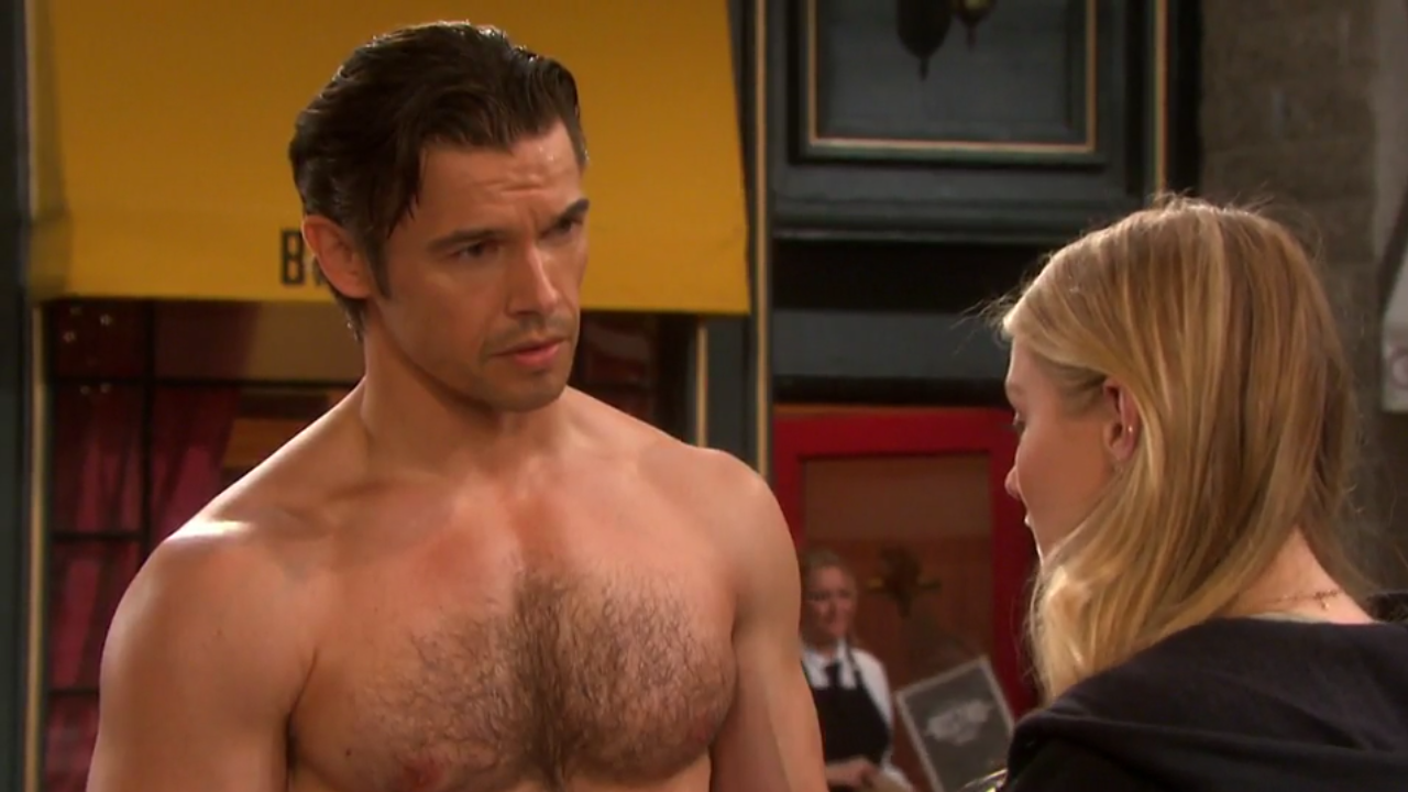 Soapy Sunday: Paul Telfer on Days of Our Lives (2020) ~ DC