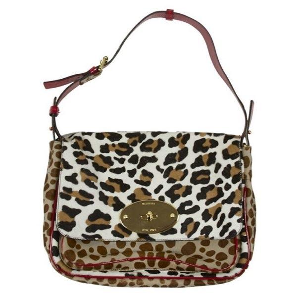 شنطة بطبعة النمر Animal Printed Bag