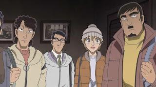 名探偵コナンアニメ | 西野澄也 CV.諏訪部順一 | Detective Conan