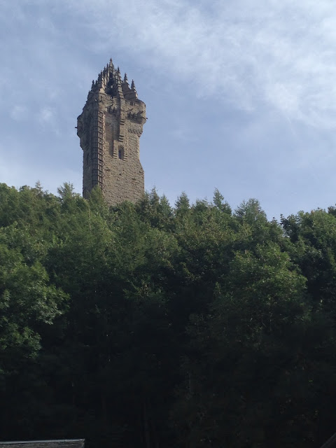 'FREEDOM!' The National Wallace Monument #Scotland #Braveheart #OurAuthorGang