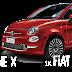 Castiga 10 iPhone X sau 1 FIAT 500