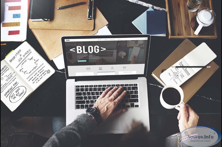 Blogger Course