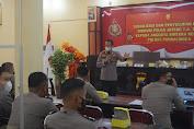 Bidkum Polda Jateng Sosialisasi Hukum di Polres Purbalingga
