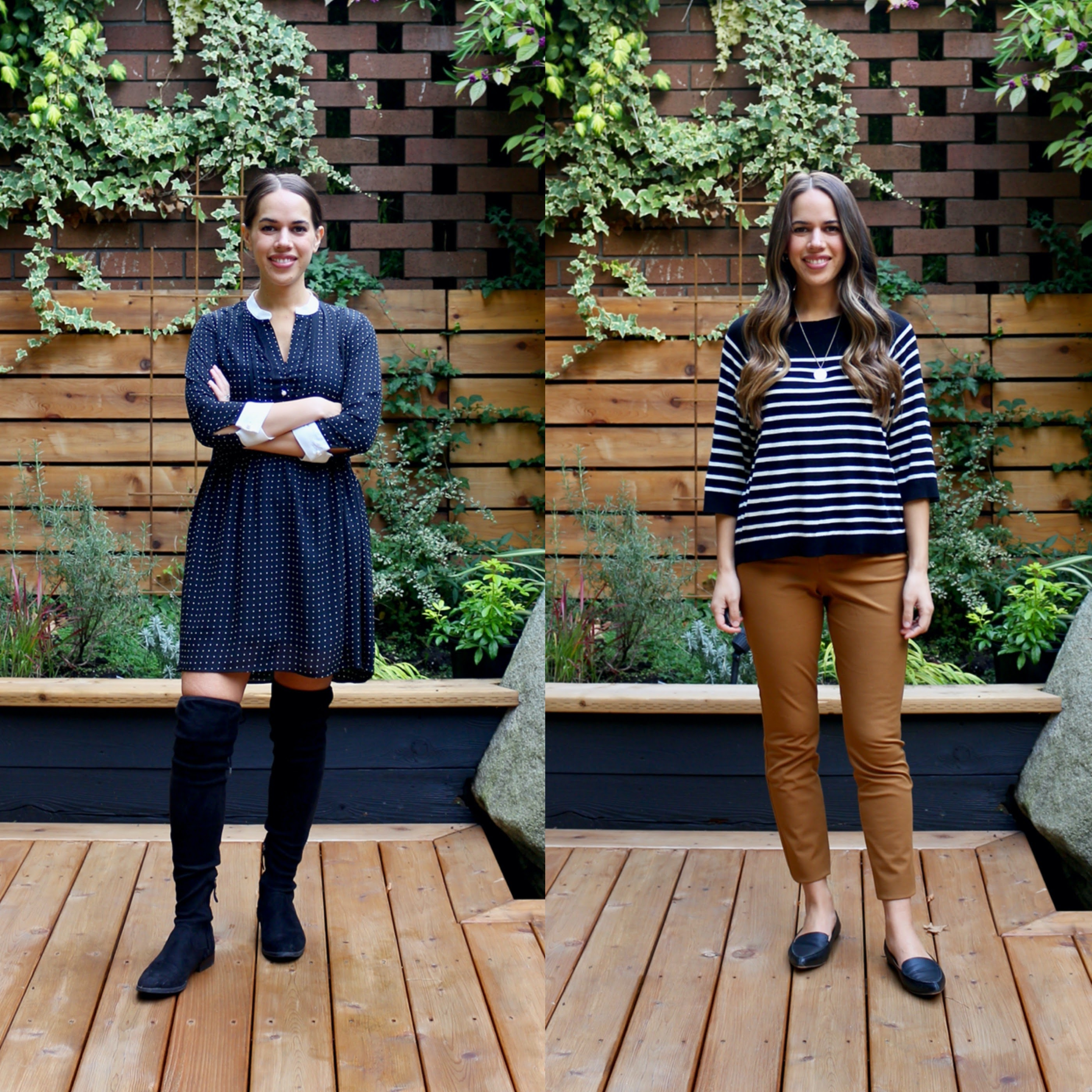 Jules in Flats - What I Wore to Work in October (Week 3)