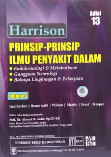 HARRISON PRINSIP-PRINSIP ILMU PENYAKIT DALAM 05 ED. 13