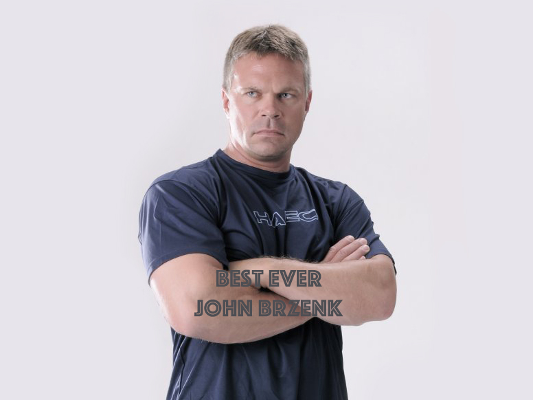 John Brzenk - The Greatest Armwrestler of All Time