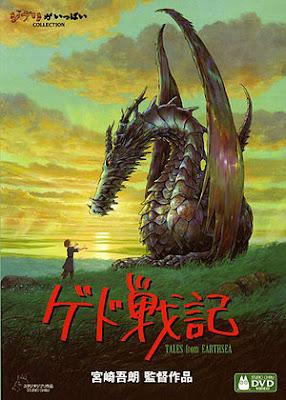 Huyền thoại đất liền và đại dương - Tales From Earthsea (2006)