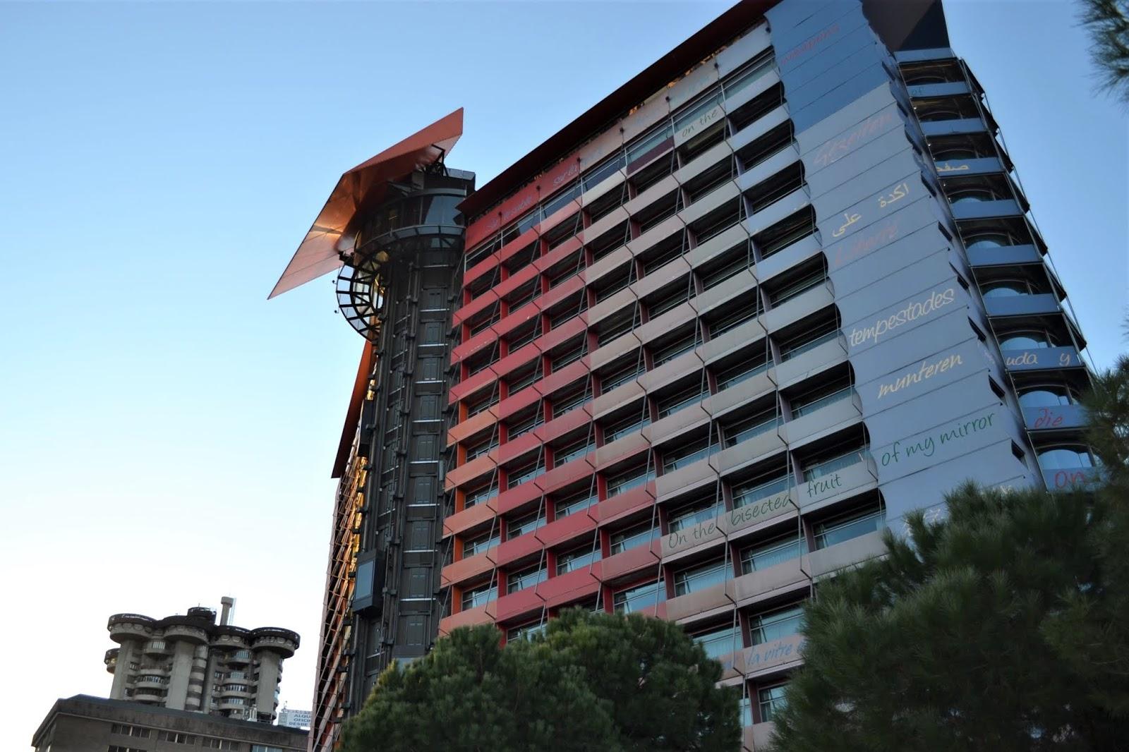 Architettura contemporanea a Madrid