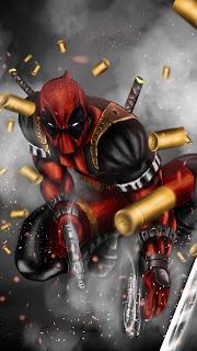 Deadpool Mobile HD Wallpaper