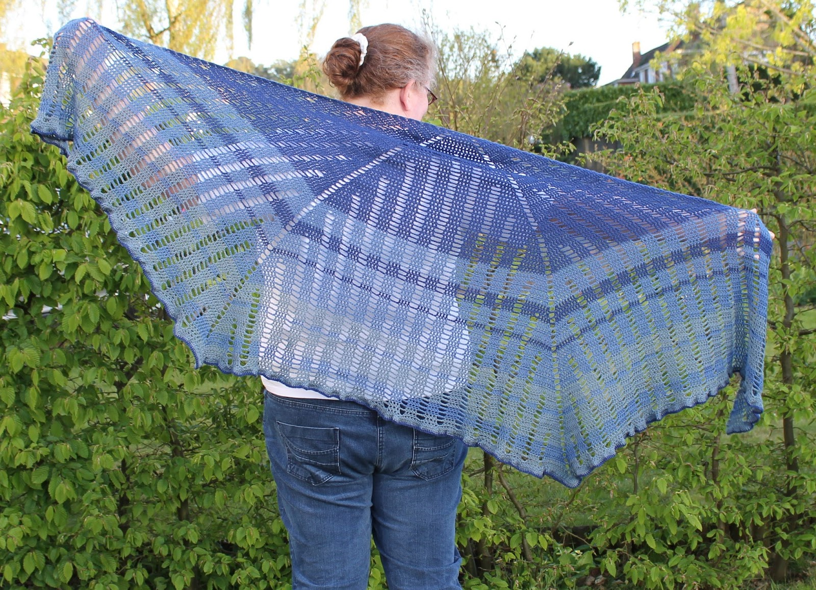Amy Shawl Pattern
