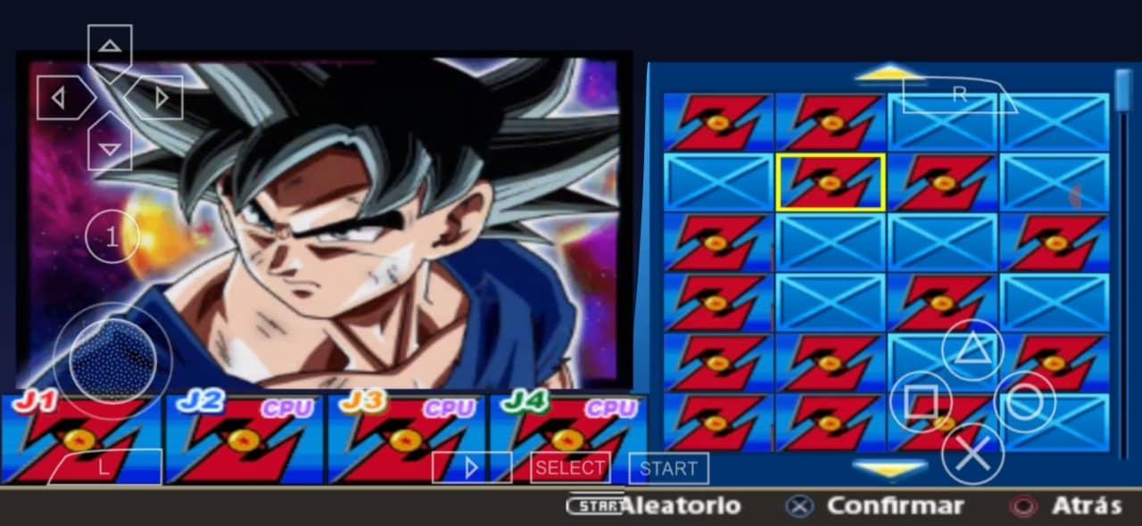 DBZ TTT Mod with Goku Ultra Instinct