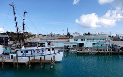 Spanish Wells Fishing Boat