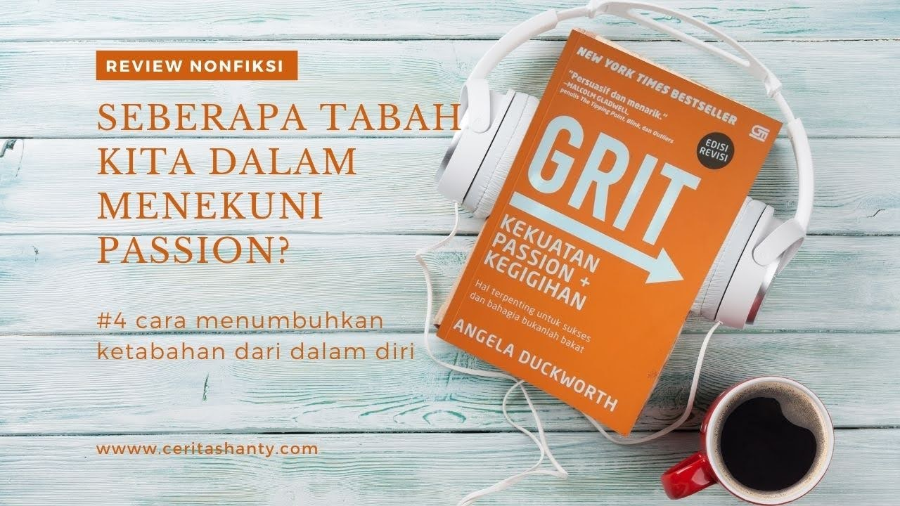review grit angela duckworth