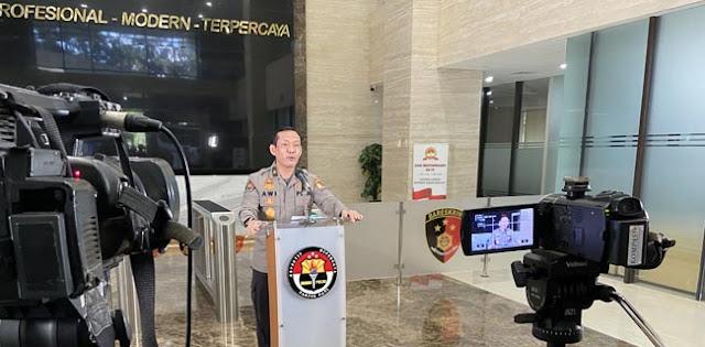 Polisi: Ada 176 Tahanan Di Bareskrim, Satu Orang Batuk-batuk Diduga Covid-19 Tapi Bukan Jumhur