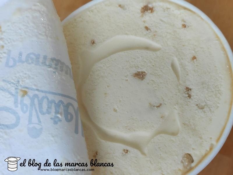 Helado premium de vainilla y nueces de macadamia GELATELLI (Lidl) - El Blog de las Marcas Blancas