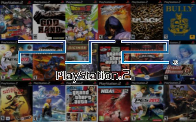 Download Game PS2 ISO Terbaik Untuk Emulator PS2
