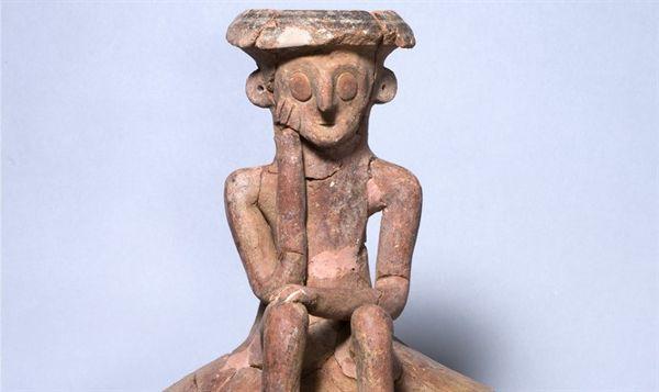 Impresionante cerámica de 3,800 años hallada en Yehud