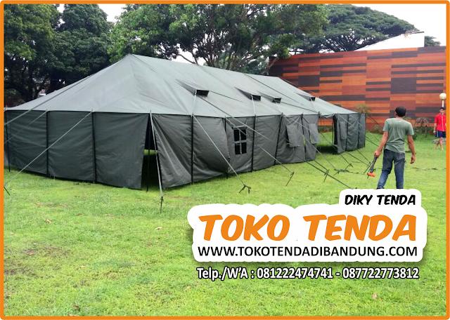 Tenda - Pleton - Bantuan Sosial