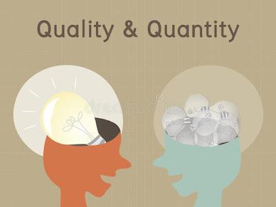 Quality over quantity Mahabharata Life lesson
