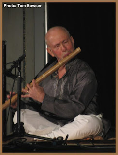 Lyon Leifer - Bansuri - Ragamala - Chicago World Music Festival