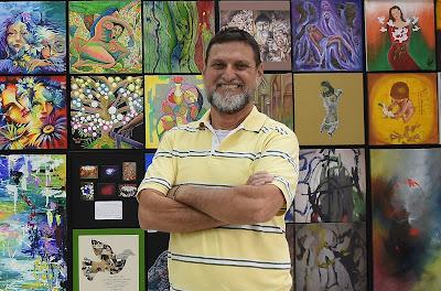 Roberto Londono Uribe pintor