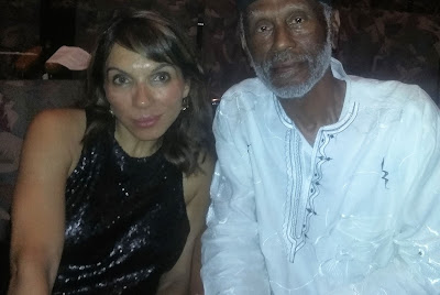 John Malveaux: Lara Downes played music from Sony CD  For Lenny  at LACMA Aug. 5