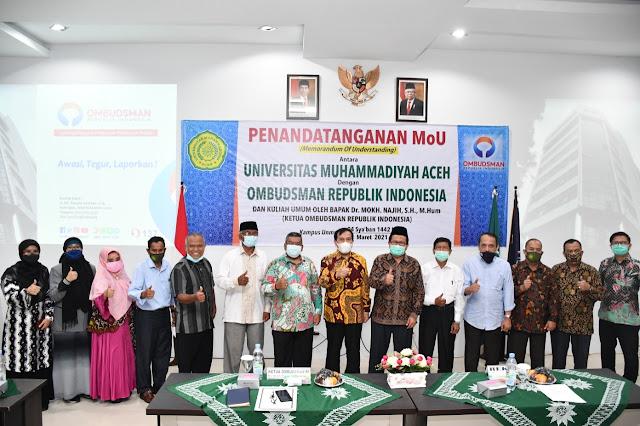 Ketua Ombudsman RI Pusat Turun ke Aceh, Ada Apa???