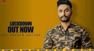 लौकडाउन Lockdown Lyrics in Hindi - Hardeep Grewal