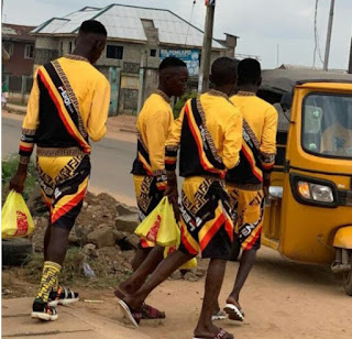 "Photo Of The Day: The Nigeria ""Fendi"" Ambassadors"