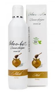 shampoo-doccia miele