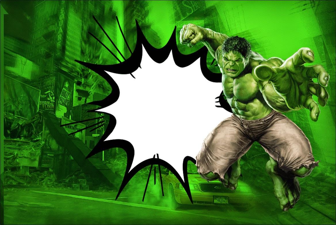 Corona Cumplea/ños Hulk