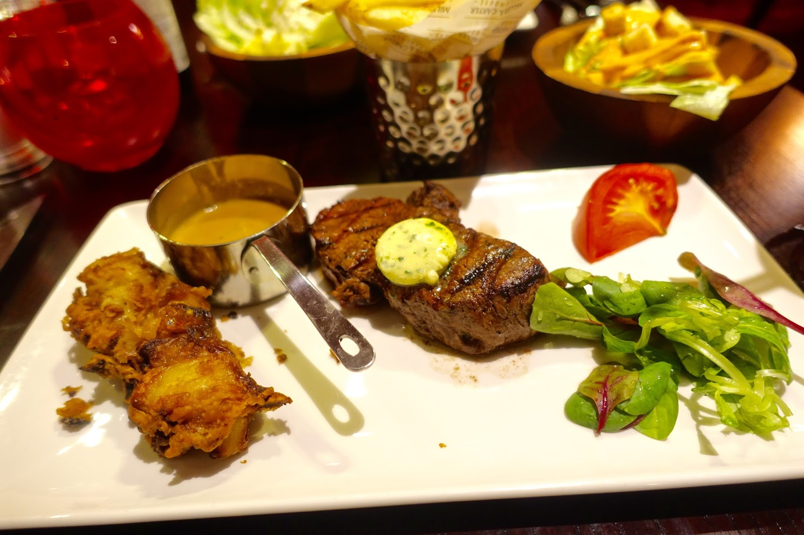 the miller and carter steak experience