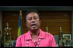 Inilah Isi Pidato Presiden Palau, Tommy Esang Remengesau Jr di Debat Umum PBB ke 75