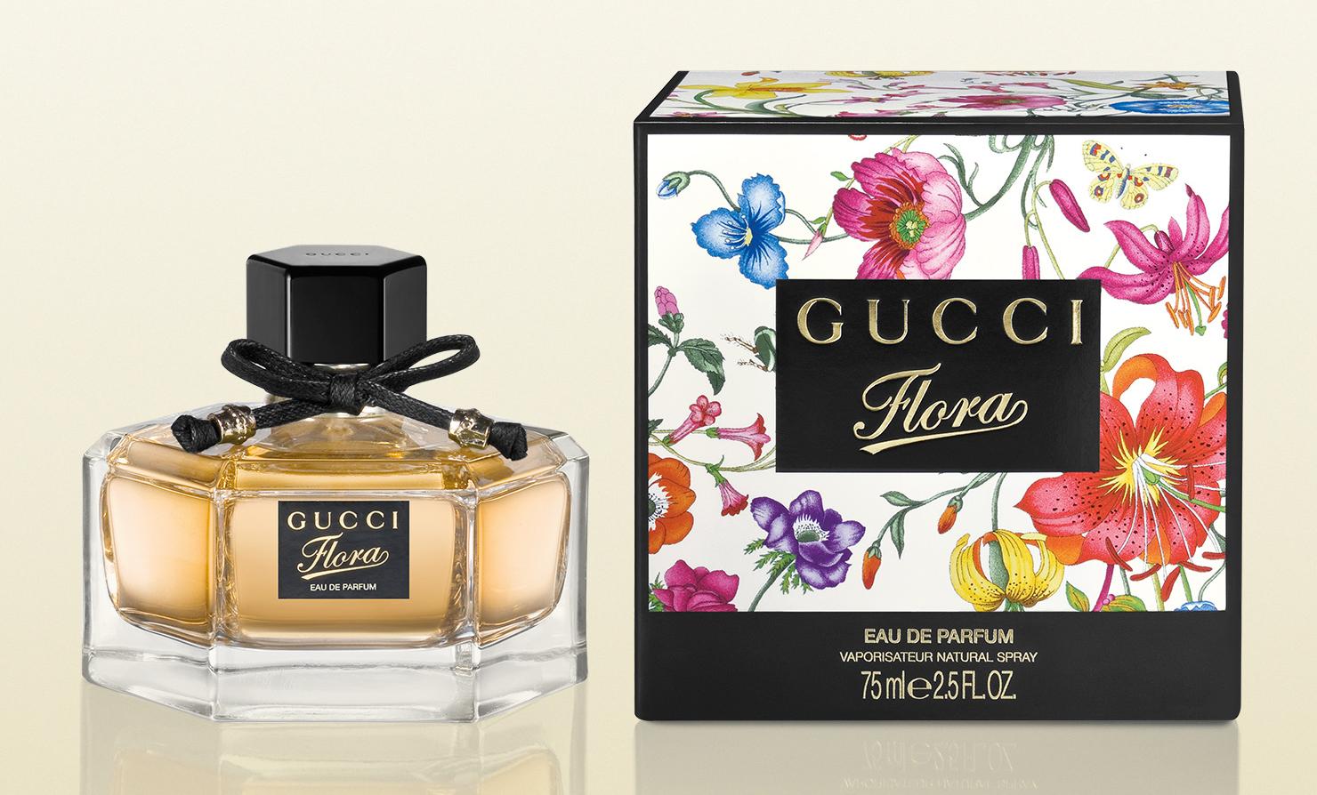 273ec18ee عطر قوتشي فلورا إصدار ماء العطر Flora by Gucci Eau de Parfum