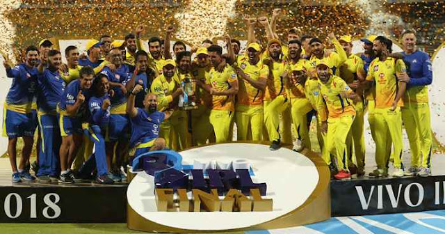 IPL 2018 Awards, Stats and Records