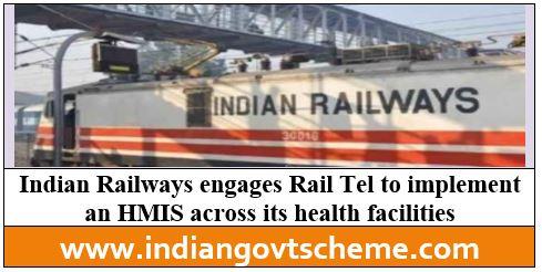 Rail Tel to implement an HMIS