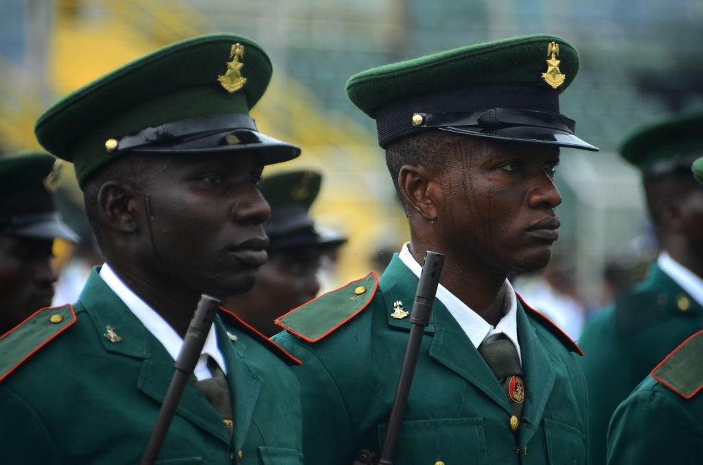 Army Dismisses Three Soldiers Over Alleged Kidnapping, Armed Robbery!