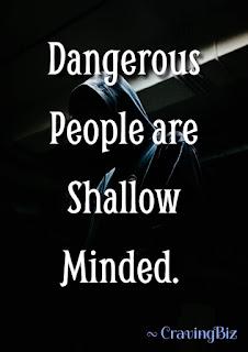 Danger Quote @ Cravingbiz.com