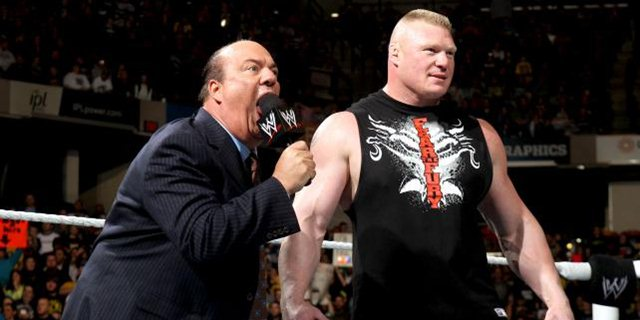 Brock Lesnar With Paul Heyman, UFC 200 results, Brock lesnar vs mark hunt