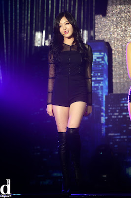 Chanmi Like A Cat Showcase