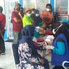 Jelang HUT Bhayangkara Ke-75, Satuan Lalu Lintas Polres Takalar Gelar Vaksinasi Massal