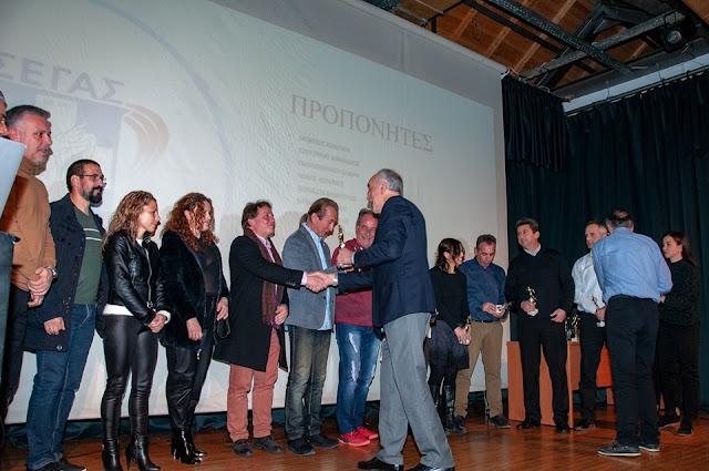 Γιάννενα: Βραβεύσεις ΕΑΣ ΣΕΓΑΣ Ηπείρου Για Την Αγωνιστική Περίοδο 2019