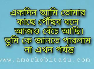 Shudhui Jabar Chesta Poem