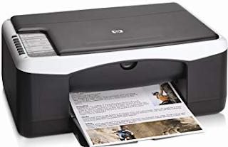 HP Deskjet F2100 Series Télécharger Pilote Gratuit