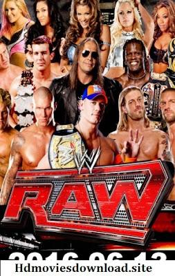 WWE Monday Night Raw 17th December 2018 500MB HDTVRip 480p