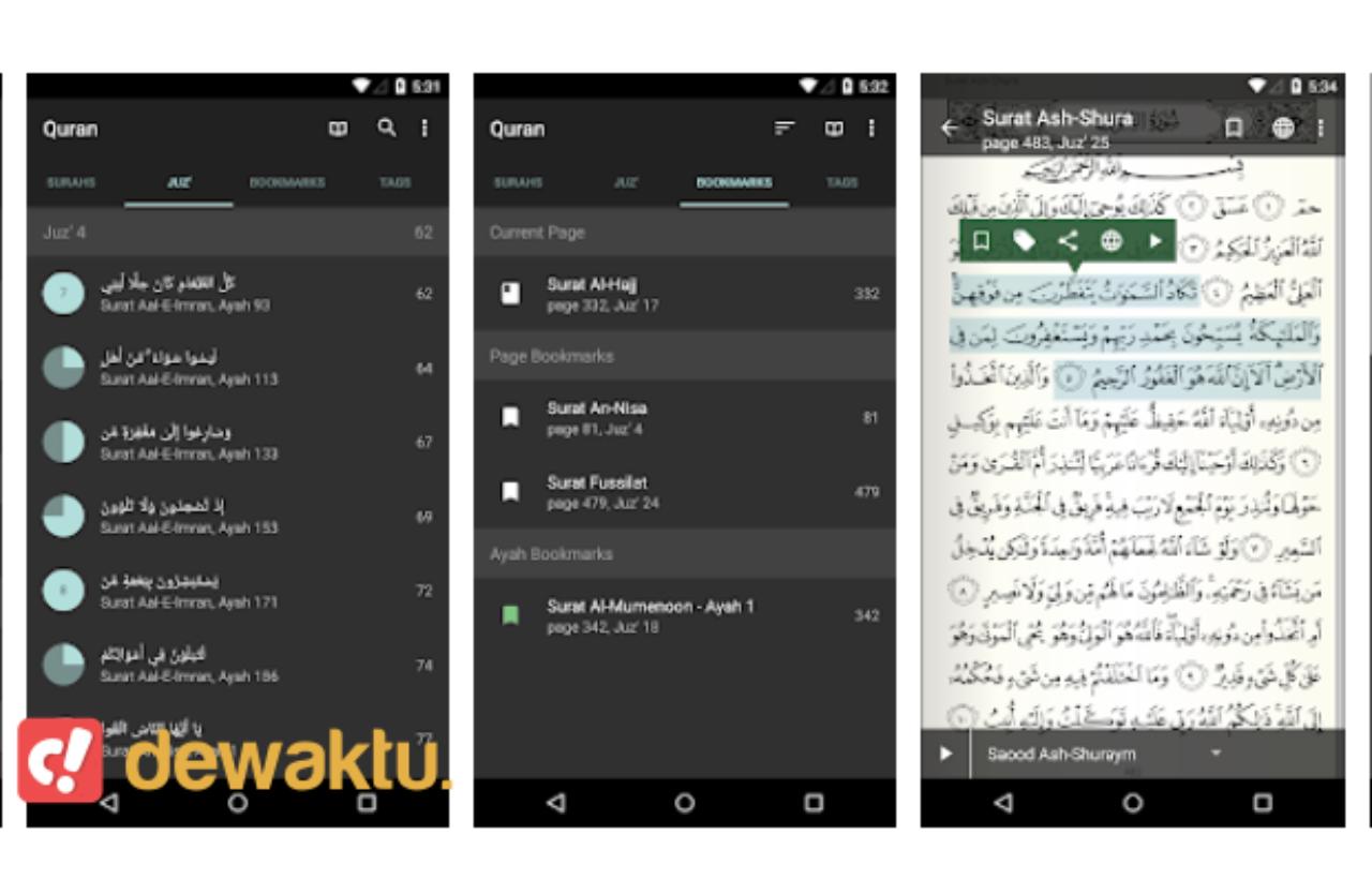 aplikasi al quran tanpa iklan