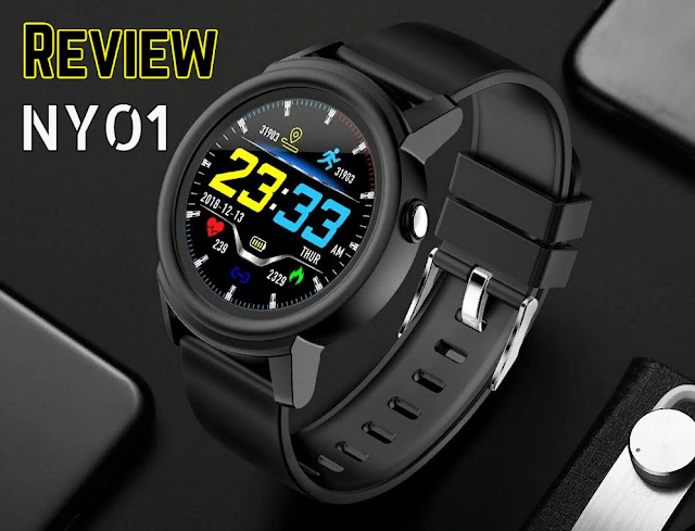 Review NY01 Smartwatch